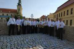 Slovácké hody ve Velehradě